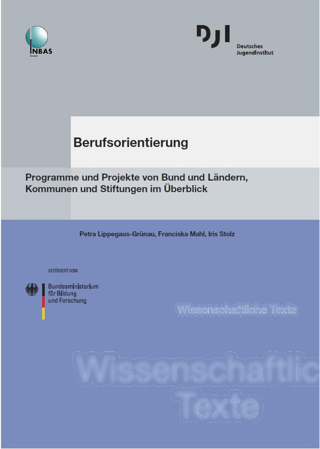 Berufsorientierung Programm Und Projektbeispiele Von Bund Und