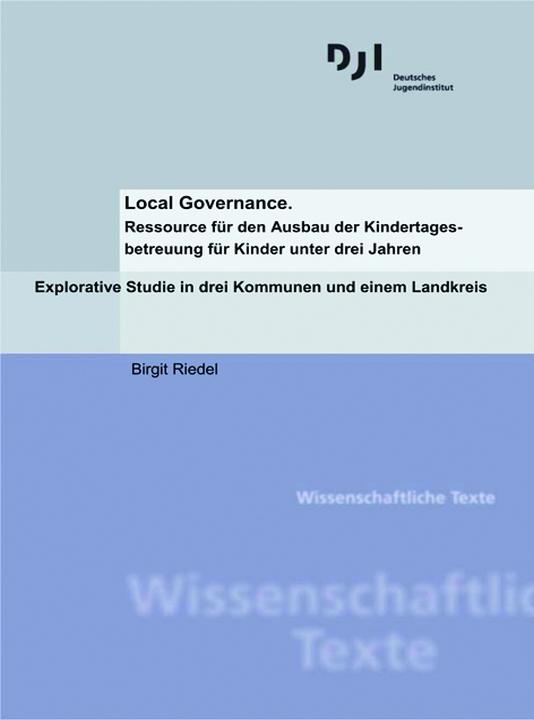 local governance - Angebotsplanung Erzieher Muster