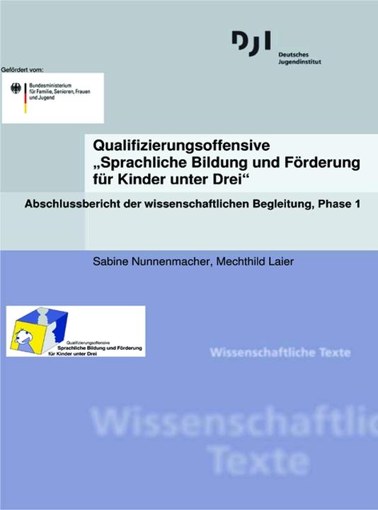 """Qualifizierungsoffensive """"Sprachliche Bildung und Förderung für ..."""